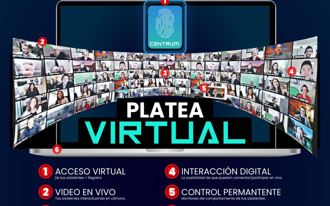 Asistentes virtuales para tus eventos