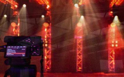 El hotel Sheraton reconvierte su salón de fiestas en un espacio para eventos virtuales